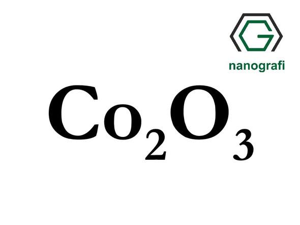 Co2O3(Kobalt Oksit) Nanopartikül, 48nm, Saflık 99.77%