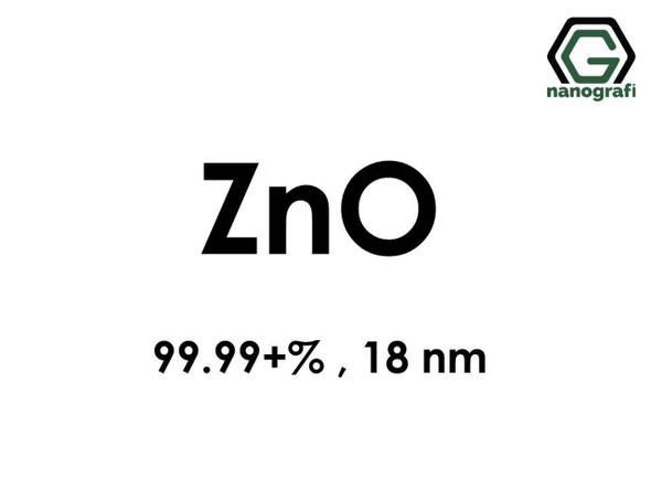 ZnO(Çinko Oksit) Nanopartikül 99.5+%, 8-32nm