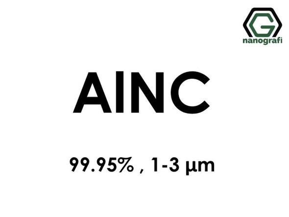 AlNC(Carbon Alüminyum Nitrit) 99.95%, 1-3um