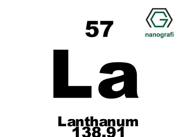La(Lantan) Toz, 325 mesh , 99.5 %