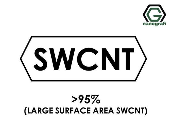 Yüksek Yüzey Alanlı Tek Duvarlı Karbon Nanotüp, Saflık >95%
