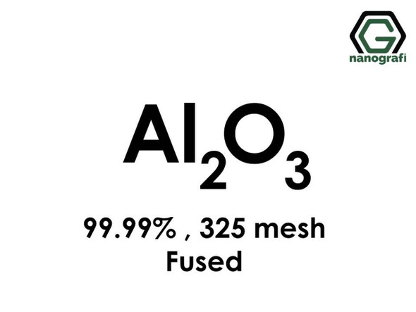 Al2O3(Alüminyum Oksit) Mikron Toz(Fused (Erimiş)), 325 Mesh, 99.99%