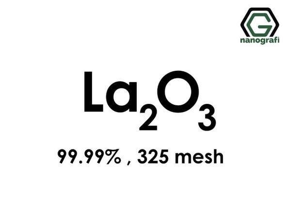 La2O3(Lantan Oksit) 99.99%,325 mesh