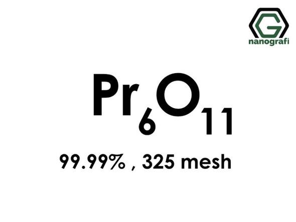 Pr2O3(Praseodimyum Oksit) 99.99%,325 mesh