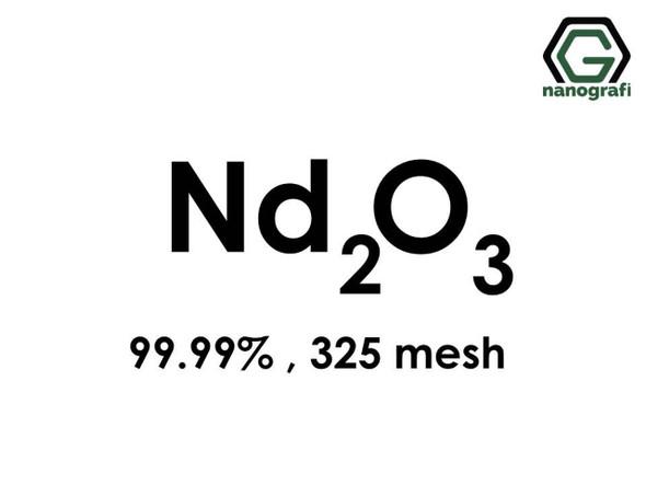 Nd2O3(Neodimyum Oksit) 99.99%,325 mesh
