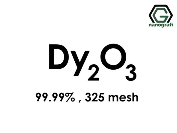 Disprosyum Oksit, 99.99%325 mesh