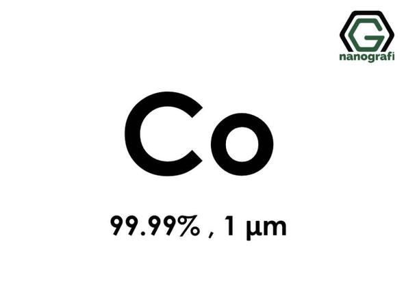 Co(Kobalt) Mikron Toz, 1 Micron, 99.99%