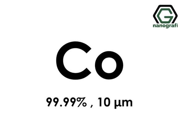 Co(Kobalt) Mikron Toz, 10 Micron, 99.99%