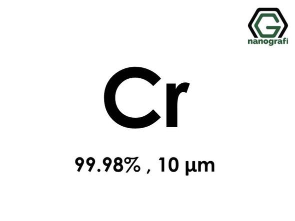 Krom Mikron Toz,10 micron, 99.98 %