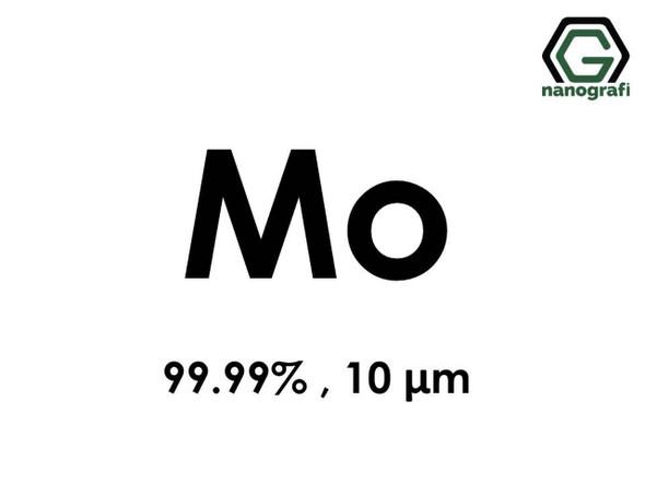 Mo(Molibden) Mikron Toz,10 Micron, 99.99 %
