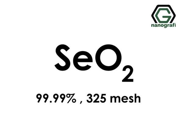 SeO2(Selenium Dioksit) Mikron Toz, 325 mesh, 99.99 %