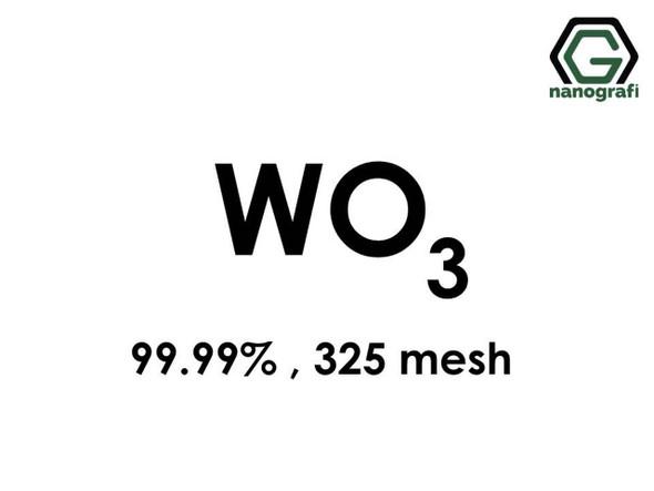 WO3(Tungsten Trioksit) Mikron Toz, 325 mesh, 99.99 %