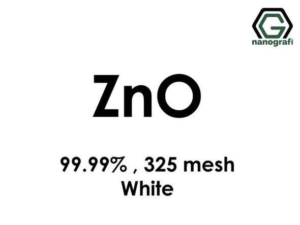 ZnO(Çinko Oksit) Toz(Beyaz),325 Mesh, 99.99 %