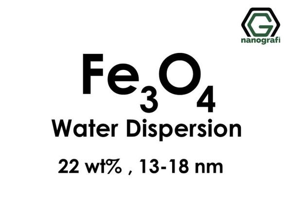 Fe3O4 - Su İçerisinde, 22 %ağ, 13-18nm