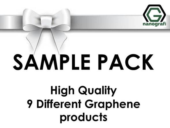 Grafen Numune Paketi (9 ürün içerir)