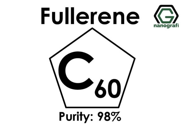 Fulleren-C60, Saflık: %98