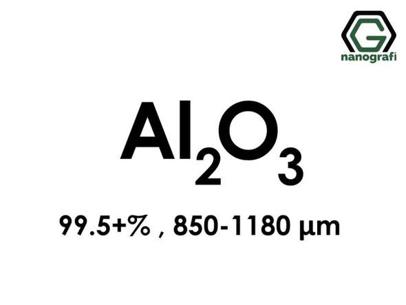 Al2O3( Aluminyum Oksit) Mikron Toz, 850-1180 Mikron , 99.5+%