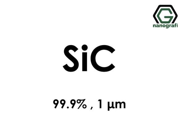 SiC(Silikon Karbür) Mikro Toz, 99,9%, 1 um
