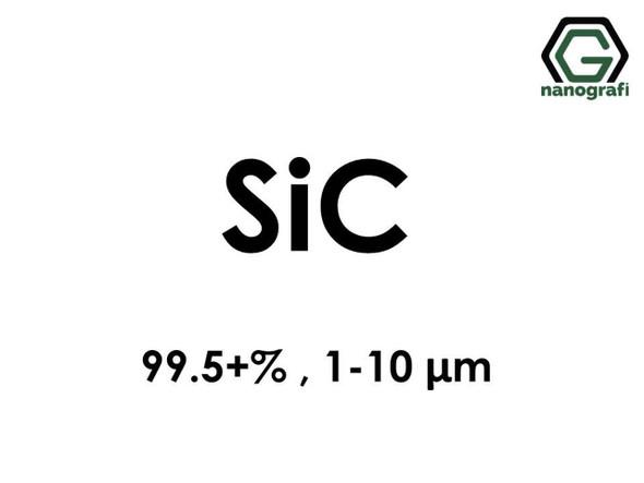 SiC(Silikon Karbür) Mikron Toz, 99,5%, 1-10 um