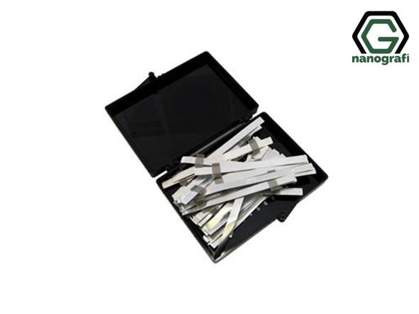 Aluminum Tab for Pouch Li-ion Cell, Genişlik: 4 mm, Uzunluk: 48 mm