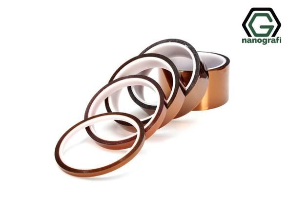 Lityum Batarya için Yüksek Sıcaklık Polyimide Bant, Genişlik: 10 mm
