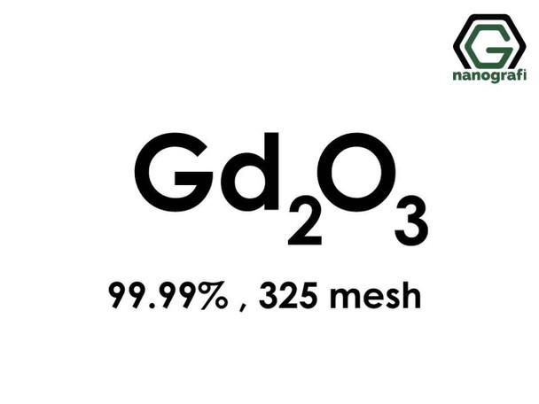 Gadolinyum Oksit, 99.99%, 325 mesh
