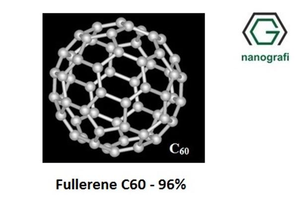 Fulleren-C60 Saflık: %96