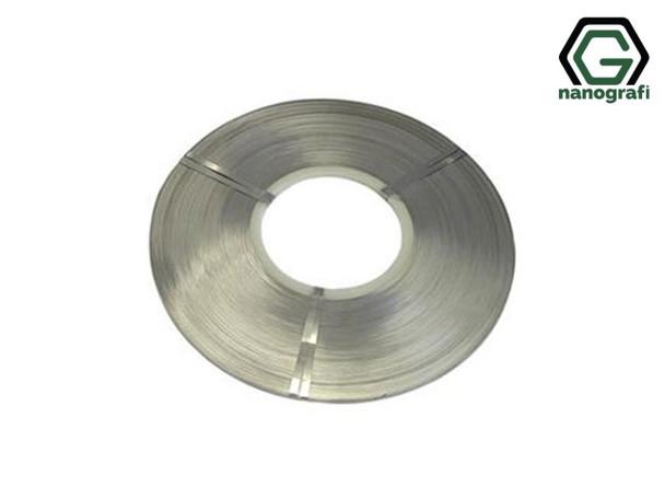 Aluminum Nickel Composite Strip for Battery Tab, Genişlik: 2-100 mm, Kalınlık: 0.08-0.2 mm