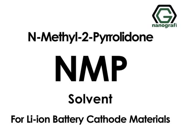 Lityum Pil Katot Malzemeleri için N-Metil-2-Pirolidon (NMP) Çözücü, Saflık: 99.90%
