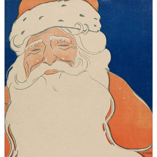 Vintage Santa Claus - DIY Painting By Numbers Kit