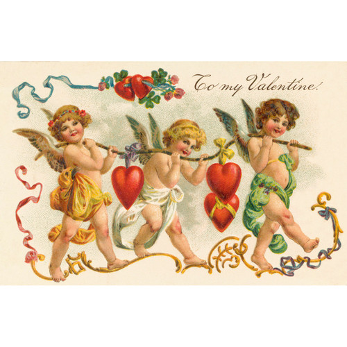 Triple The Love - DIY Painting By Numbers Kit