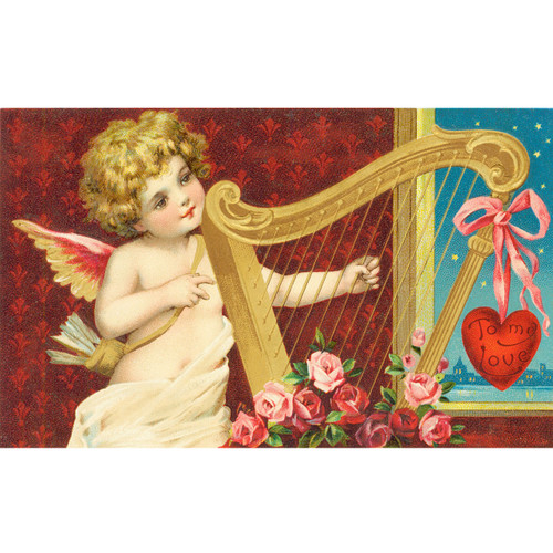 Playing for Love - DIY Painting By Numbers Kit