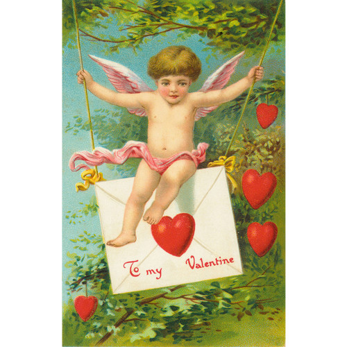 To My Valentine - DIY Painting By Numbers Kit