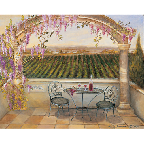 Vineyard Sample - DIY Painting By Numbers Kit