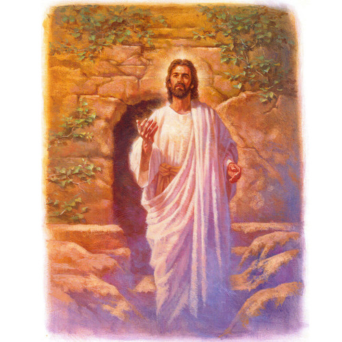 Resurrection - DIY Painting By Numbers Kit