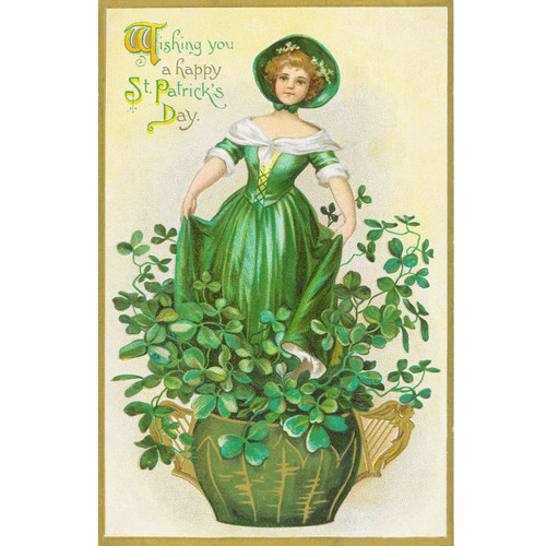 Have a Happy St. Patrick's Day - DIY Painting By Numbers Kit