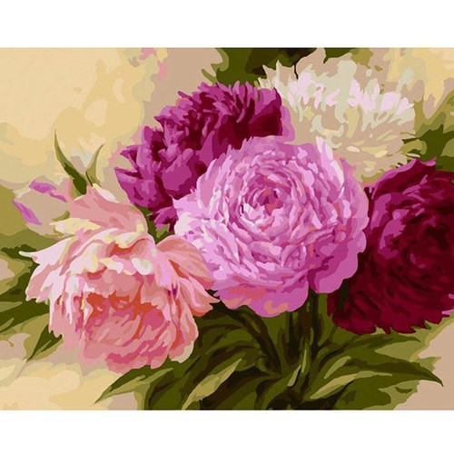 Bouquet - DIY Painting By Numbers Kits