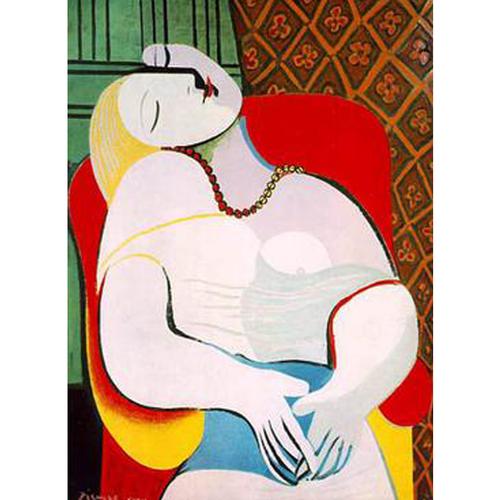 LE RÊVE - Pablo Picasso 5D DIY Paint By Number Kit
