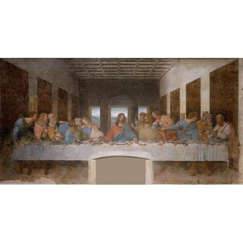 The Last Supper - Leonardo Da Vinci DIY Painting By Numbers Kit