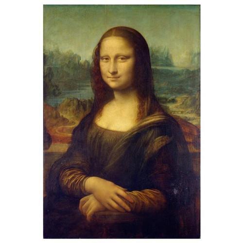 Mona Lisa- Leonardo Da Vinci DIY Painting By Numbers Kit