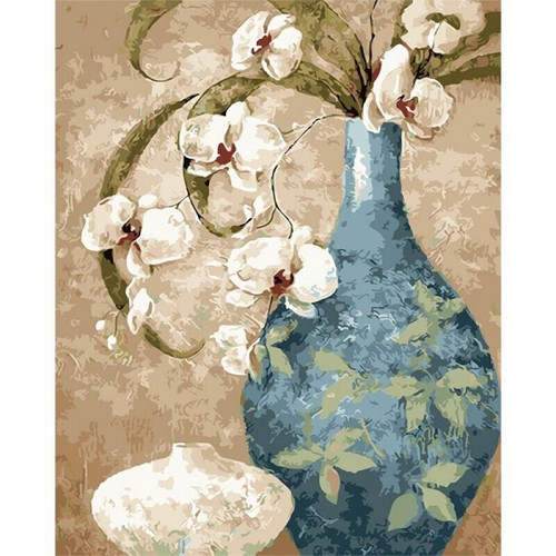 Ancient Vase - DIY Painting By Numbers Kit