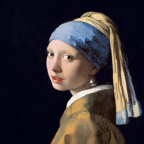 Girl With A Pearl Earring - Jan Vermeer DIY Painting By Numbers Kit
