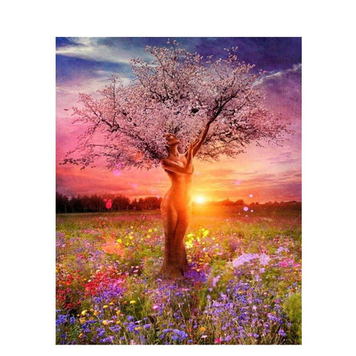 Beauty Of Nature - DIY Painting By Numbers Kit