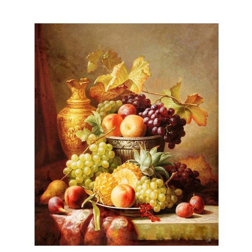 A Still Life - DIY Painting By Numbers Kit