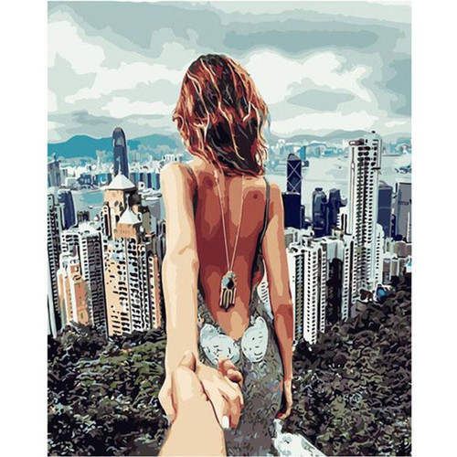 Take Me There - DIY Painting By Numbers Kits