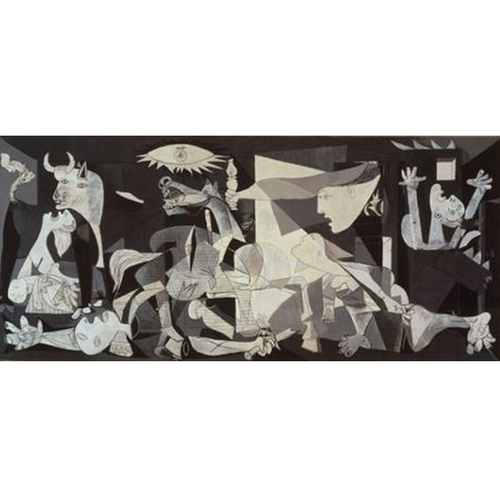GUERNICA - Pablo Picasso 5D DIY Paint By Number Kit