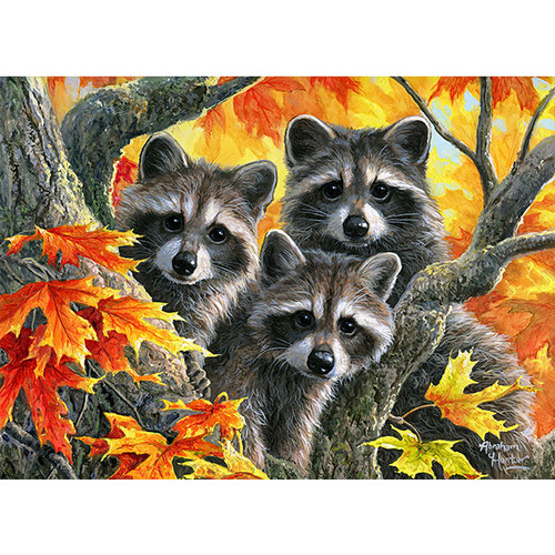 Three Amigos - DIY Painting By Numbers Kit
