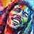 Bob Marley Colors - DIY Painting By Numbers Kit