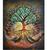 Knowledge Tree- DIY Painting By Numbers Kit