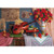 Still Life With Roses & Violin - DIY Paint By Number Kit